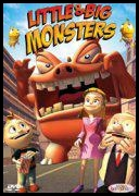 Potwory Duże I Małe - Little And Big Monsters *2008* [DVDRip] [XviD] [Dubbing PL]