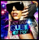 Lady Gaga - Queen Of Pop [2010][mp3@192kbps][AgusiQ] ♥
