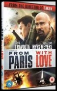 Pozdrowienia Z Paryża / From Paris With Love  *2010* [DVD5-PB.WHORES.TEAM] [PAL]  [Lektor  PL] [Roy55x]