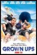 Duże dzieci - Grown Ups *2010* [R5.XviD.AC3.V2-PrisM-iNK] [ENG][TC][koll77] torrent