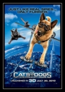 Psy i Koty Odwet Kitty - Cats And Dogs The Revenge of Kitty Galore *2010* [TS.V2.XviD-miguel] [ENG]