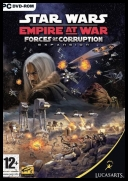 Star Wars: Empire at War - Forces of Corruption *2006*[.iso][PL][TC]