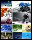 45 Best Amazing Cool 3D Style Wallpapers [1600x1200 - 1920x1200][JPG][i®up]