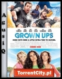 Duże dzieci - Grown Ups *2010* [720p.BRRip.XviD.AC3-ViSiON][ENG][TC][AgusiQ] ♥