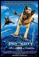 Psy i koty: Odwet Kitty / Cats & Dogs: The Revenge of Kitty Galore (2010) [MD.DVDRip.Xvid.mx07] [Dubbing PL]