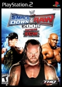 WWE Smackdown vs Raw 2008 [PS2]