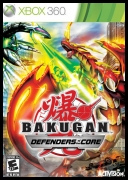 Bakugan Battle Brawlers: Defenders of the Core *2010* [ENG] [PAL] [XBOX360-CCCLX] [RegionFree] [TC] [gajos6]