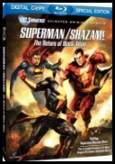 Supermen Powrót Adama - Superman Shazam The Return Of Black Adam *2010* [DVDRip.XviD-miguel] [ENG] [TC]