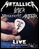 The Big 4 Live From Sofia, Bulgaria [Official DVD] (2010) [NTSC] [2xDVD9]