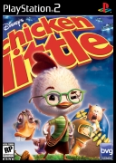 Disney\'s Chicken Little (2005) [PS2][NTSC][ISO][ENG][HF/FS][p@czos]