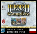 Heroes of Might & Magic III Complete [2002][PL][.EXE]