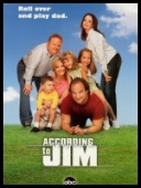 Jim wie lepiej / According to Jim *2001/2007* [S05E03][HDTV.XviD][LektorPL][RS][TC]