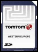 TomTom 7 - Mapy