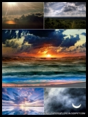 30 Beautiful  Sun and Sky Nature Wallpapers [Mix Res][.jpg]