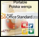 Microsoft Office 2010 Standard Edition (x86) [Portable PL][RS]