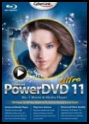 CyberLink PowerDVD 11.0.1620.51 Ultra + Tweak Pack [ENG] [PREACTIVATED]