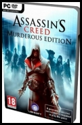Assassin\'s Creed Murderous Edition *2008-2011* [Multi2-ENG] [RePack от R.G. Механики] [.iso]