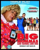 Agent XXL: Rodzinny Interes - Big Mommas Like Father Like Son *2011* [Bluray.720p.DTS.x264-RMD][ENG][†coolraper†]