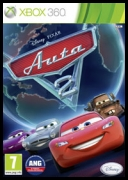 Auta 2 - Cars 2: The Video Game *2011* [ENG] [RegionFree] [XBOX360-MARVEL]