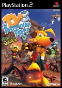 Ty the Tasmanian Tiger 3 Night of the Quinkan NTSC DVD PS2 [ENG]