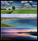 27 Amazing Landscapes Dual Screen Wallpapers [3200 x1200][.j[pg]