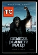 Geneza planety małp - Rise of the Planet of the Apes *2011* [TS.Xvid-Roflmauo][Napisy PL][MIX]  *1 LINK*