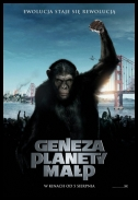 Geneza Planety Małp / Rise of the Planet of the Apes / [2011] [TS.XViD] [Napisy PL] [FSC/WU]