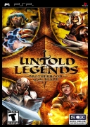 Untold Legends:Brotherhood of the Blade [2005] [ISO] [PSP] [ENG] [FSC/WU] [TC]