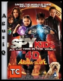 Mali agenci 4 - Spy Kids 4 *2011* [TS.Xvid-UnKnOwN]                  [ENG][TC][AgusiQ] ♥
