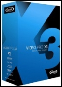 MAGIX Video Pro X3 10.0.10.2 + Update Patch [ENG] [FULL]