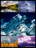 30 Beautiful Mountains Amazing Nature Wallpapers { SET 3 } [Mix Res][.jpg]