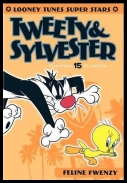 Looney Tunes Super gwiazdy: Sylvester i Tweety/Looney Tunes Super Stars Sylvester and Tweety *2010*[DVDRip.XVID][LEKTOR PL][WU]