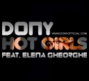Dony feat Elena - Hot Girls *2011* (Official Video) [720p] [.mp4]