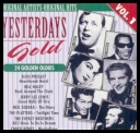 VA - Yesterday\'s Gold Collection - Golden Oldies (2010) (25CD BoxSet) [MP3@320 kbps] [MIX]