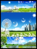30 Fantasy Dreamy World Amazing Desktop Wallpapers { SET 7 } [Mix Res][.jpg]