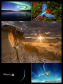 30 Window 7 Dreamy Unseen Desktop 3D HD Wallpapers { SET 6 } [Mix Res][.jpg]