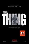 Coś / The Thing *2011* [R5.LiNE.XviD -MiSTERE] [ENG] [TC] [jans12]