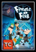 Fineasz i Ferb: Podróż w drugim wymiarze / Phineas and Ferb: Across the Second Dimension (2011) [DVDRip.XviD-BiDA][Dubbing PL][MiX/1LiNK][coolraper]