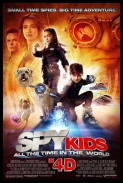 Mali Agenci. Wyścig z czasem / Spy Kids 4: All the Time in the World (2011) [MD.BRRip.XviD-BiDA] [Dubbing PL.KINO] [MIX]