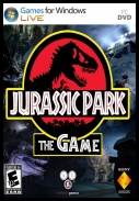 Jurassic Park The Game (2011) FLT [.iso][ENG][FSC]