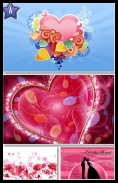 200 Beautiful Valentine\'s Day Widescreen Wallpapers [1920 x 1200][.jpg]