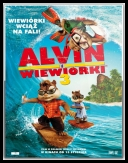 Alvin i Wiewiórki 3 / Alvin and the Chipmunks: Chipwrecked *2011*  [MD.DVDRip.XviD-BiDA ] [Dubbing PL-Kino]  [MIX]