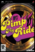 Pimp My Ride (2007) [PSP][ISO][ENG]