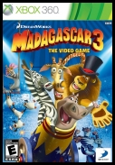 Madagascar 3: The Video Game (2012) [XBOX360-ZRY][.ISO][RF][ENG]