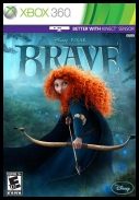 Merida Waleczna / Brave: The Video Game (2012) [XBOX360-SPARE] [RF] [ISO] [ENG] [NAPISY PL]