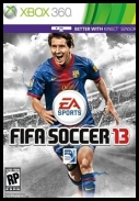 FIFA 13 *2012* [XBOX360-COMPLEX] [PAL] [RF] [.ISO] [ENG]