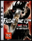 Piątek trzynastego VII: Nowa krew / Friday the 13th Part VII: The New Blood *1988* [DVDRip] [XviD-KaRtAcZ] [LEKTOR PL] [TC] [AgusiQ]