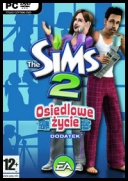 The Sims 2: Osiedlowe życie - The Sims 2 Apartment Life [PL] [RELOADED]