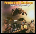 Psychedelic Monkeys - Funky Dub Spaceship-2007-PsyCZ [mp3@VBR]
