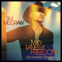 Tim McGraw - Two Lanes Of Freedom *2013* [mp3@274kbps]